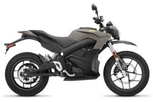 Ficha técnica de la moto Zero DS ZF14.4 11 KW +Power Tank 2020