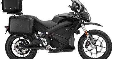 Ficha técnica de la moto Zero DSR Black Forest ZF14.4 2020