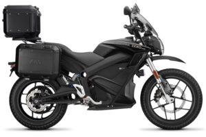 Ficha técnica de la moto Zero DSR Black Forest ZF14.4 +Power Tank 2020