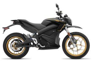 Ficha técnica de la moto Zero DSR ZF14.4 2020