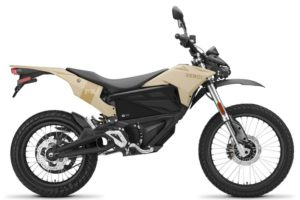 Ficha técnica de la moto Zero FX ZF7.2 2020