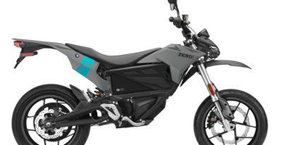 Ficha técnica de la moto Zero FXS ZF7.2 11KW 2020