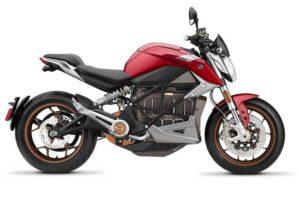 Ficha técnica de la moto Zero SR/F 2020
