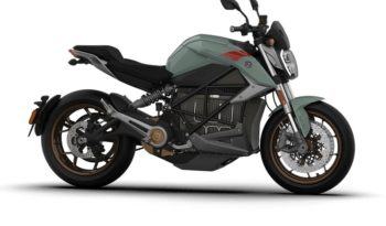 Ficha técnica de la moto Zero SR/F Premium 2020