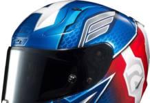 Casco HJC RPHA 11 Capitán América