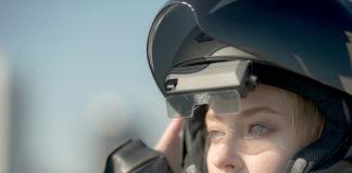 CrossHelmet casco futuro