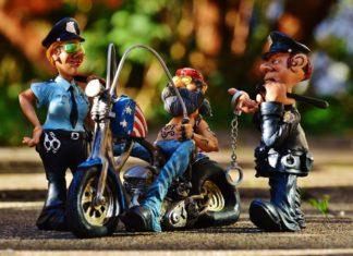 delitos contra la seguridad vial en moto