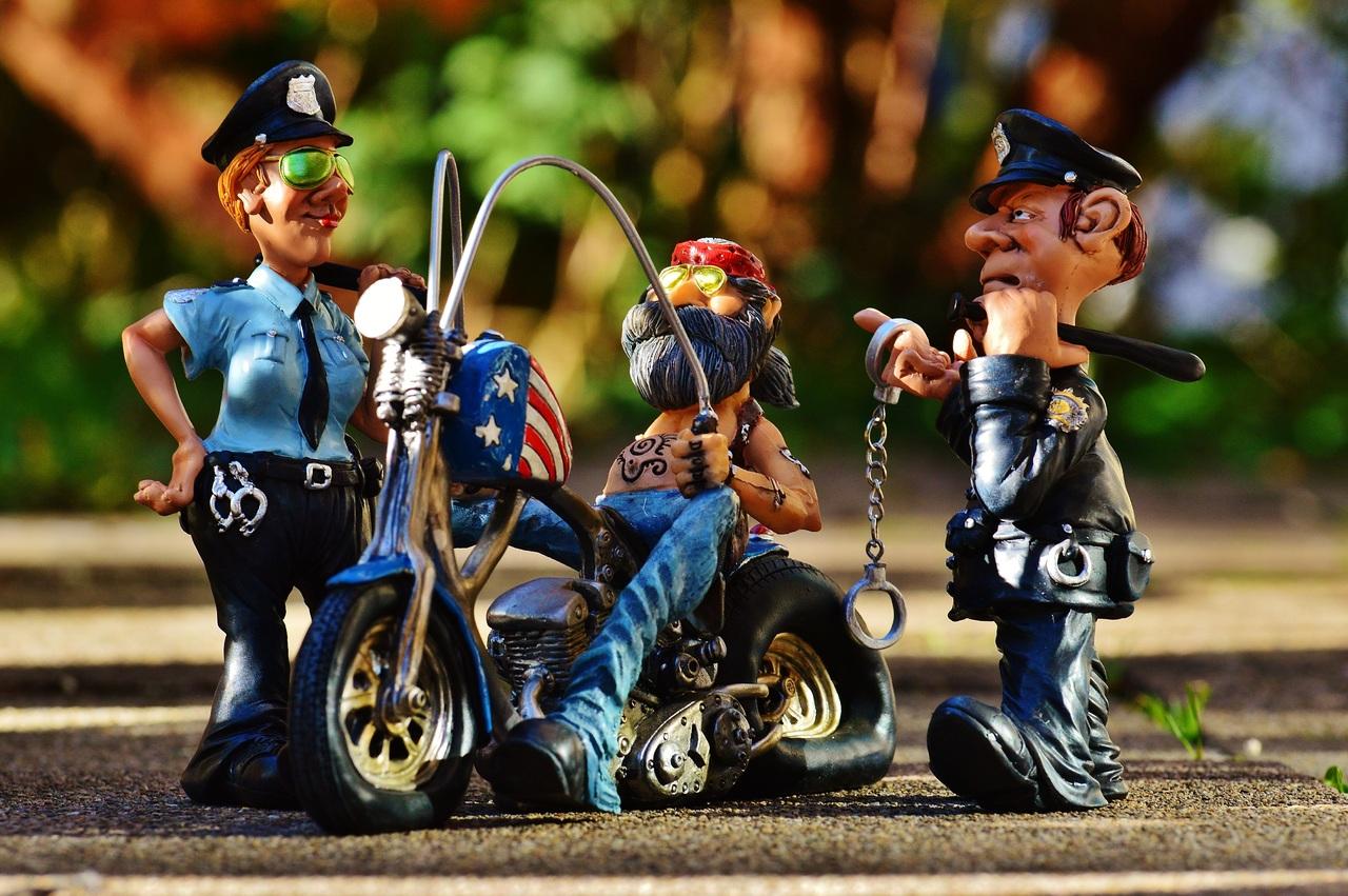 Los delitos contra la Seguridad Vial en moto que conllevan cárcel
