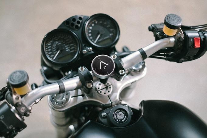 Beeline Moto, navegador GPS para moto minimalista