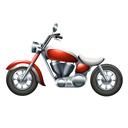 Moto Custom, postura correcta de conducción