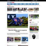 Fórmula moto, otro de los mejores blogs de motos