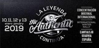 La Leyenda Continúa - Concentración invernal