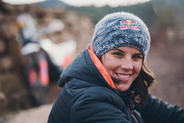 Laia Sanz una campeona haciendo historia en moto