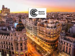 Madrid Central en moto