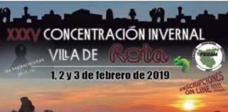 """XXXV Concentración Invernal """"Villa de Rota"""""""