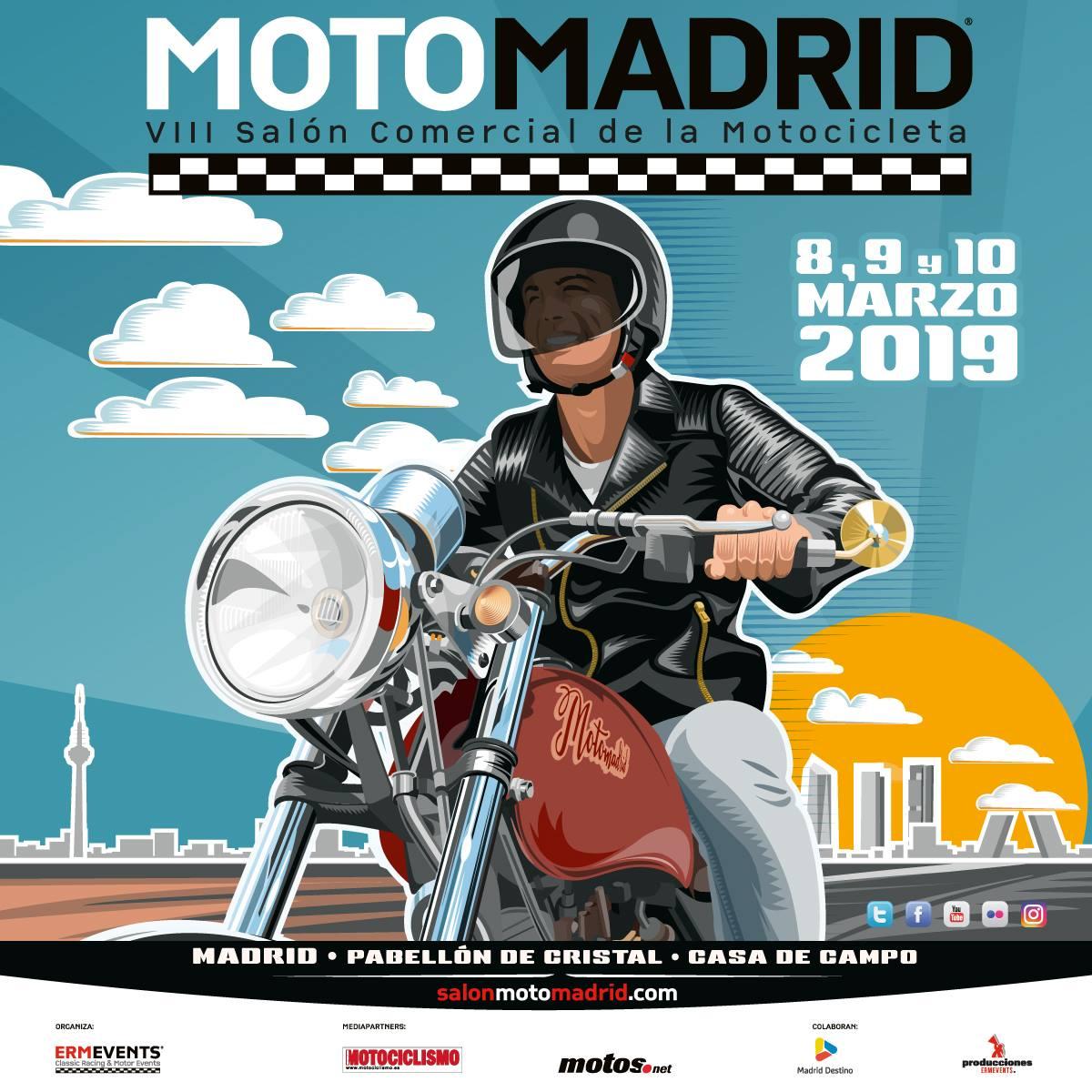 Salón Moto Madrid 2019
