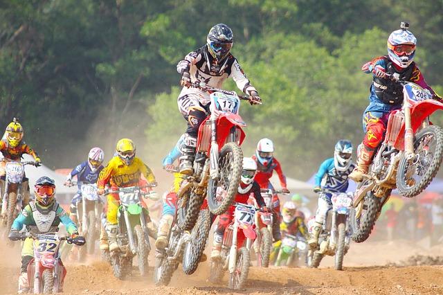 Motos de motocross