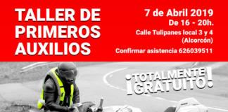 Taller de Primeros Auxilios para motoristas masmoto.es