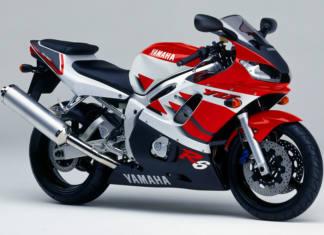 Yamaha YZF R6 1999 para circuito