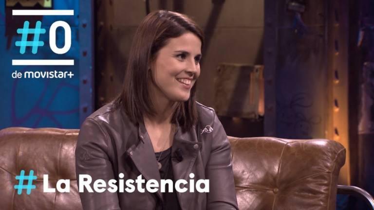 VÍDEO   Entrevista a Laia Sanz en La Resistencia