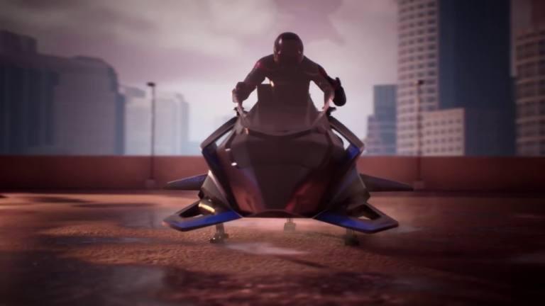 The Speeder, la primera moto voladora que está a la venta