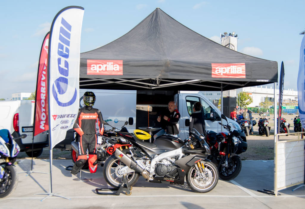 Motos Ceni en Down Madrid 2019