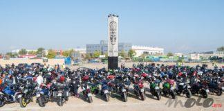 Moto Encuentro Down Madrid 2019