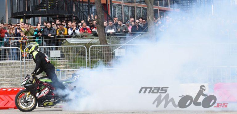 GALERÍA | Motorama Madrid 2020 – Stunt Ángel V. Campos