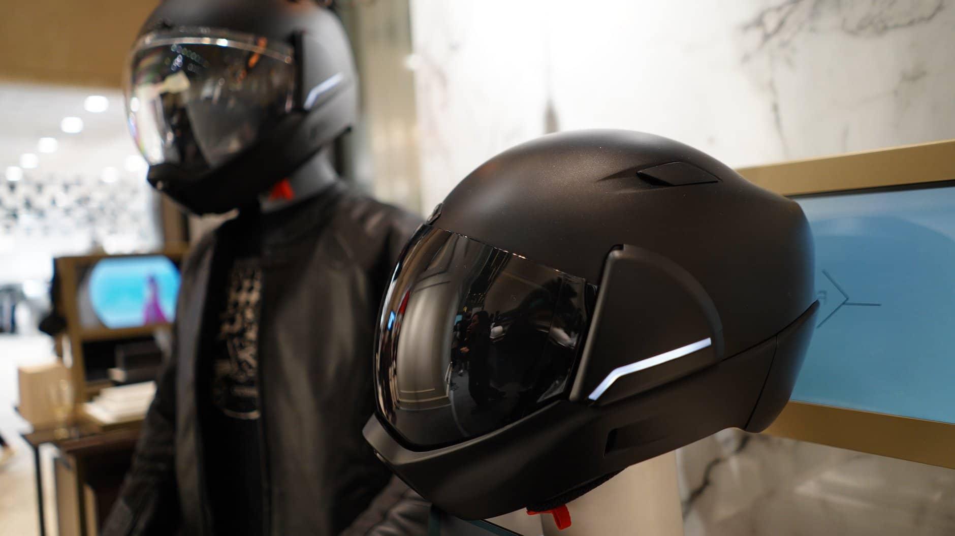 Los cascos inteligentes más alucinantes del momento