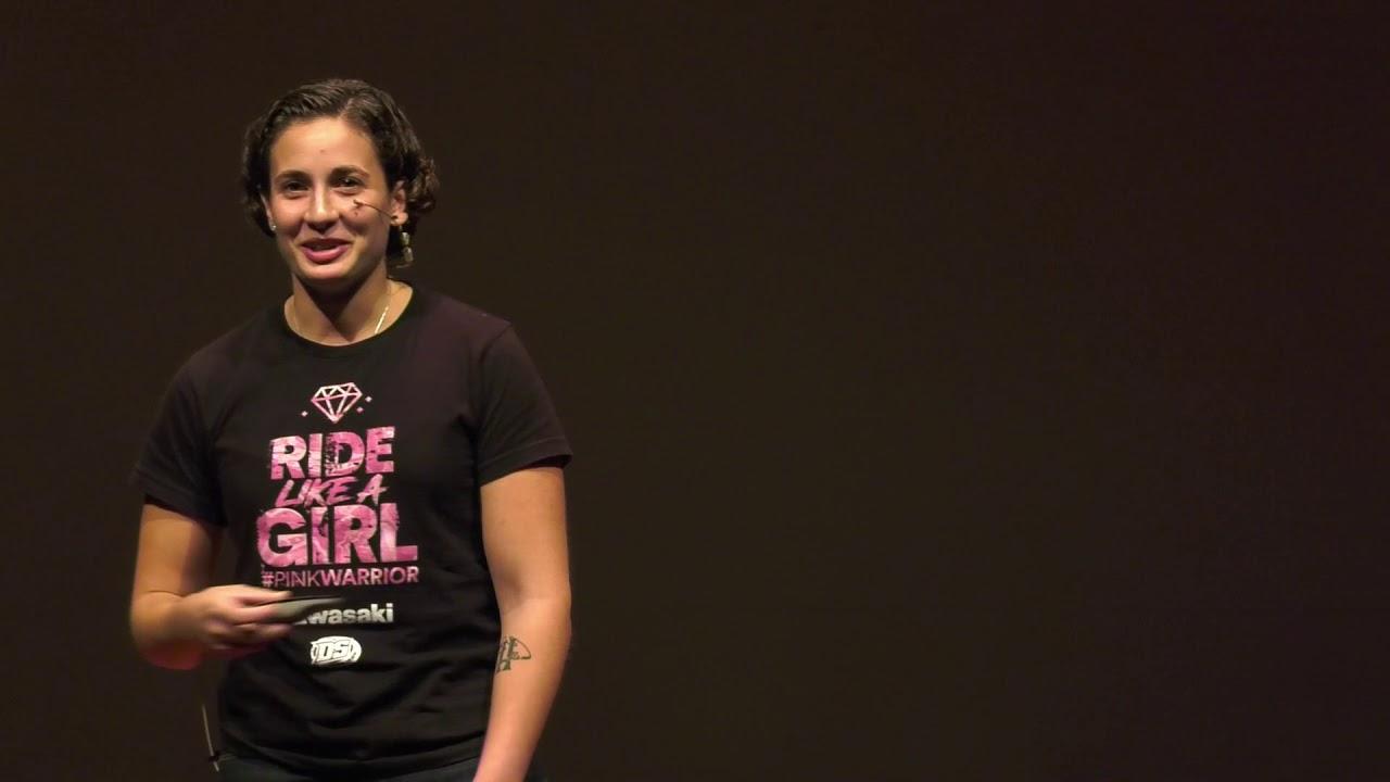 VÍDEO | Ana Carrasco en los TEDx AlcarriaSt de Guadalajara