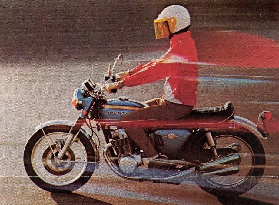 Motos chinas vintage - Página 2