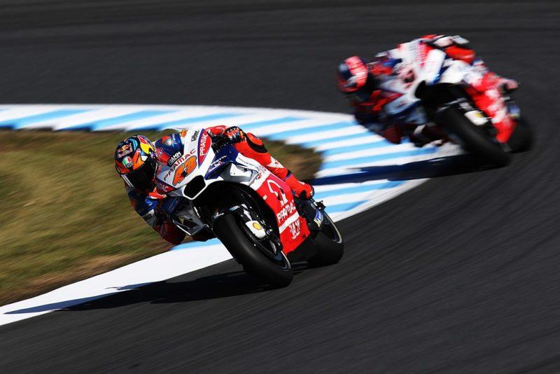 MotoGP | Jack Miller con un pie dentro del equipo oficial Ducati para 2021