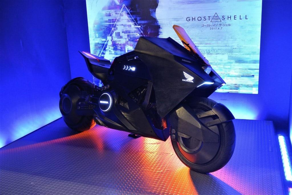Las motos más bizarras de Honda
