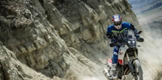 Motos Trail cilindrada media: Yamaha Ténéré 700