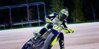 Valentino Rossi en el MotoRanch de la VR46 Riders Academy