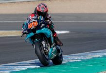 Fabio Quartararo pole en el GP de España 2020